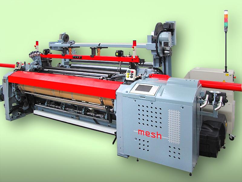 1.4 Konstruktion und Entwicklung - Textilmaschinen - Webmaschinen