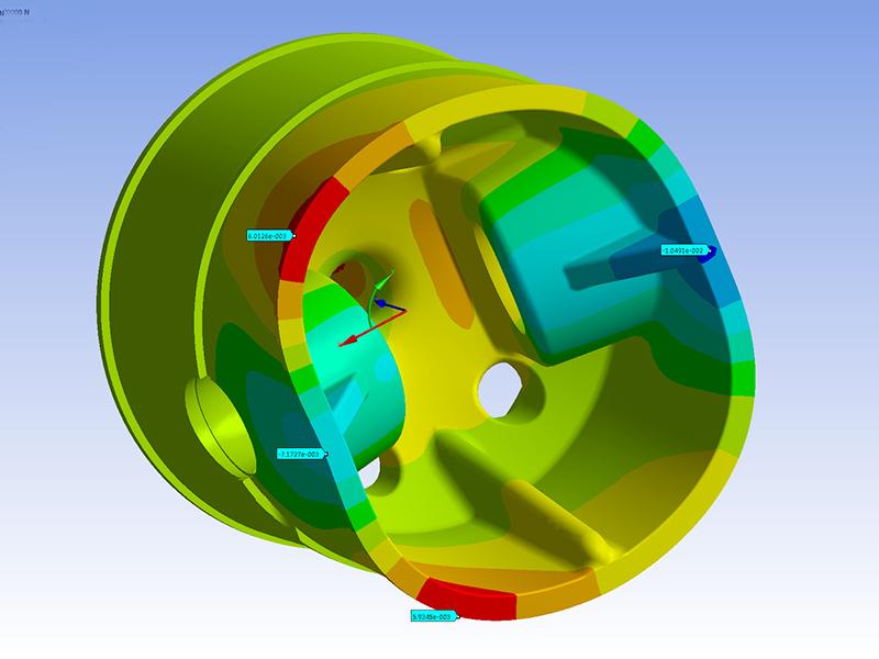 2.1 Berechnungen und Simulationen - technische Berechnungen und Simulationen