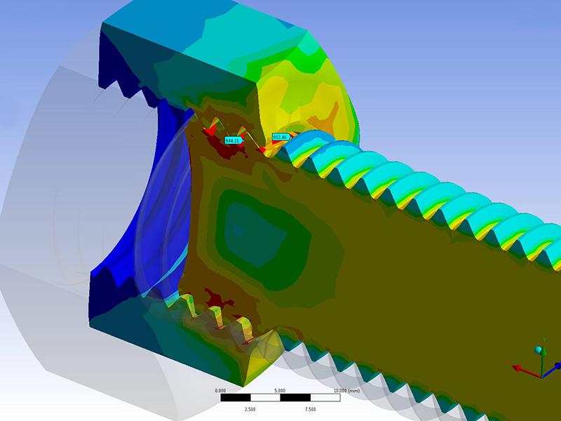 2.3 Berechnungen und Simulationen - Normgerechte Auslegung und Dimensionierung